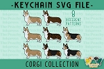Corgi Collection SVG