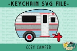 Cozy Camper SVG