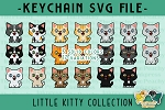 Little Kitty Collection SVG