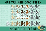 Poodle Collection SVG