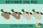 Sloth Collection SVG