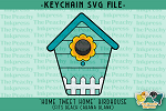 Birdhouse Pattern SVG