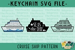 Cruise Ship - Seas the Day SVG