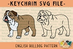 -FREE- English Bulldog SVG