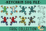 Frog Collection SVG