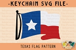 -FREE- Texas Flag Pattern SVG
