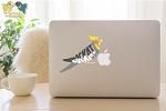 Cockatiel Vinyl Decals